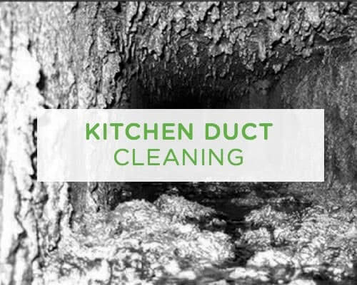Kitchen Duct Cleaning UAE