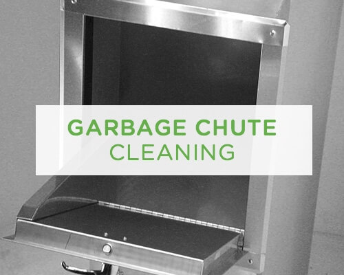 Garbage Chute Cleaning