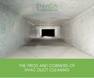 The pros and corners of HVAC duct cleaning | Envida Blog UAE