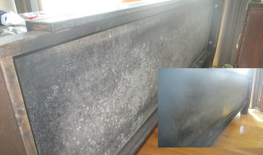 Testing mold & air quality