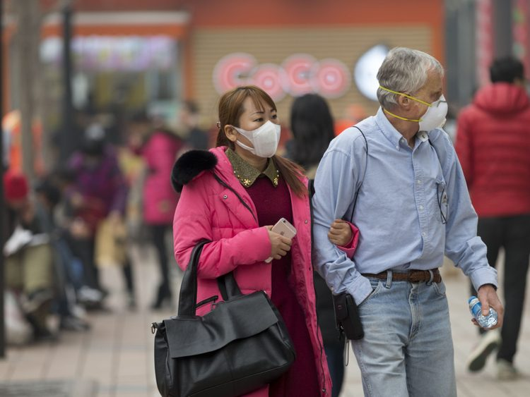 Poor air quality must be addressed urgently - Gulf News