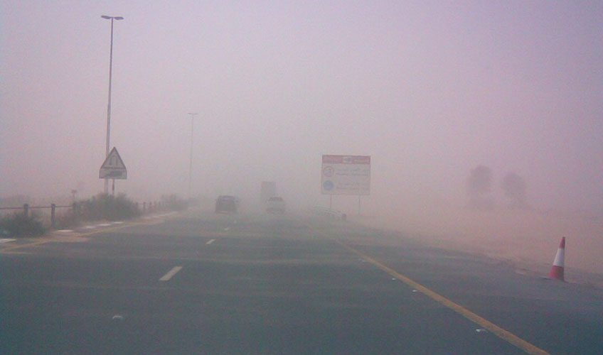 Sandstorms and Air Conditioning